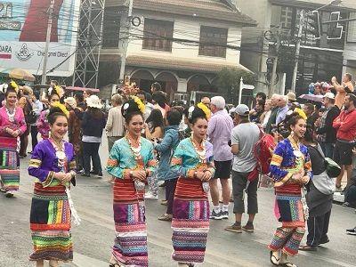 📢คนไทยทัวร์ แนะนำ งานมหกรรมไม้ดอกไม้ประดับเชียงใหม่  1 ก.พ – 3 ก.พ. 2562 พร้อมขบวนสุดอลังการ  🌟 ตกแต่งประดับดาไม้ดอกนานาชนิดอลังการ กว่าทุกปี  🚩Chiang Mai Flower Bloom Festival 1-3 February 2019. and Flower Festival Parade  💎It a greatest flower show, featuring a parade of floats made with colorful flowers, and loads of exotic plants and flowers