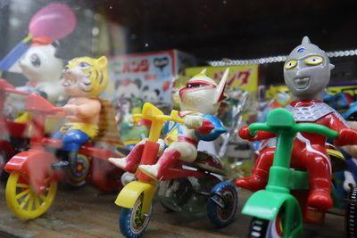 คนไทยทัวร์ พามาสัมผัส วัยเด็ก ที่  ร้าน THE TOYS CLUB