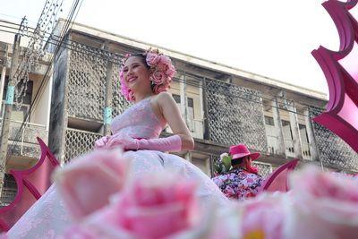 🌸เชียงใหม่ เมืองของสาวสวย - ดอกไม้และผีเสื้อ