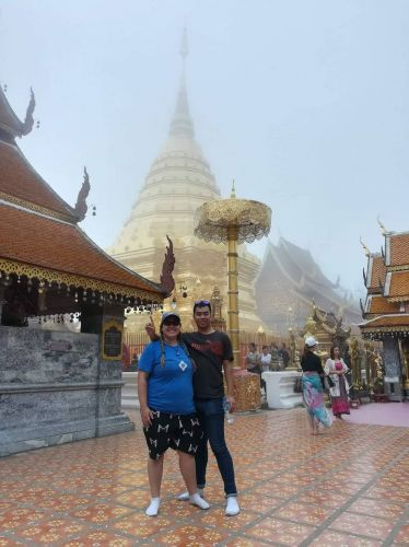 Expedia  1 day tour chiang mai