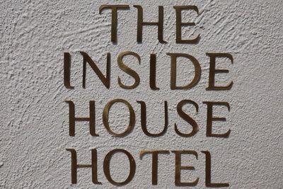 หากท่านมาเที่ยวทริปเชียงใหม่ วันนี้ คนไทยทัวร์  ขอแนะนำ THE INSIDE HOUSE