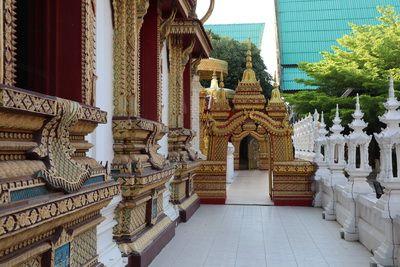 วัดสันป่ายางหลวง 🚩1 ใน 5 วัดที่สวยที่สุด ในประเทศไทย การแกะสลักลวดลายปูนปั้น