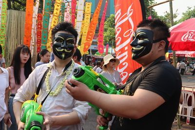 Happy Songkran Chiang Mai New Year