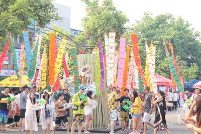 Happy Songkran Chiang Mai New Year
