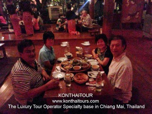 chiang mai family trip