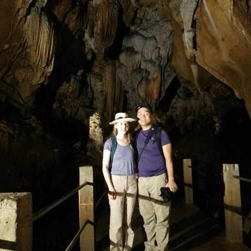 1 day hilltribe and cave chiang mai