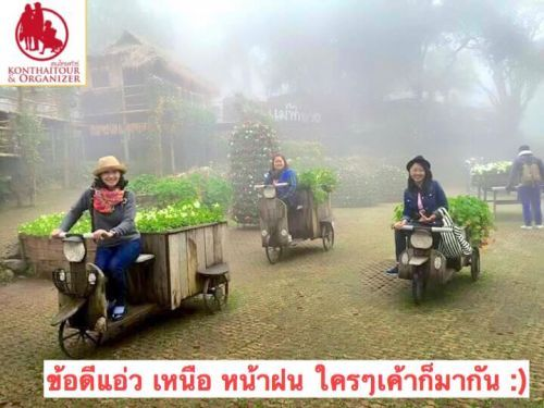 ✨ข้อดีทำไมควรมาเที่ยวหน้าฝน ✨  📌 📌 📌 📌 📌 📌 📌 📌 📌 📌 📌 📌 📌 📌 📌 📌 📌 📌 📌 📌  ♦ คนไทยทัวร์ / บริษัททัวร์ชั้นนำเชียงใหม่  👉 Konthaitour / Boutique Private Tour Operator Specialty base in Chiang Mai, Thailand.  👍 จัด โปรแกรม Package Tours ต่าง ๆ ทั่วภาคเหนือ และหลวงพระบาง ประเทศลาว  👉หากท่านที 4 ท่านขึ้นไป สามารถเดินทางได้ทันที มีแพ็กเก็จทริปแบบ 3 วัน 2 คืน แนะนำ http://www.konthaitour.com/%E0%B8%97%E0%B8%B1%E0%B8%A7%E0%B8%A3%E0%B9%8C%E0%B9%80%E0%B8%AB%E0%B8%99%E0%B8%B7%E0%B8%AD  🔥 หมายเหตุ : ทุกคณะเป็นทริปส่วนตัว ไม่มีทัวร์จอย จ่ายเงินรอบเดียว เรารวมให้หมดทุกอย่าง  👉 จองแพ็กเก็จทัวร์ ☎ : 063-7892562 ,089-5987492  Line id : @konthaitour  www.konthaitour.com ( Thai )  Youtube : www.youtube.com/user/danktt1/videos