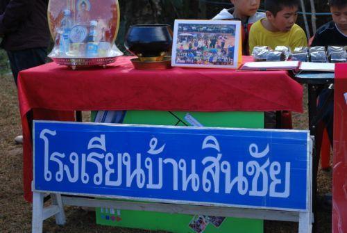 บริจาคขจอง คนไทยทัวร์ สานฝันปันรอยยิ้ม