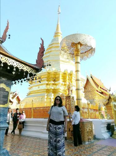 Expedia 8 Feb tour chiang mai