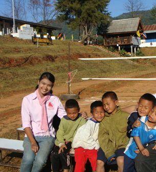คนไทยทัวร์ สานฝันปันรอยยิ้ม