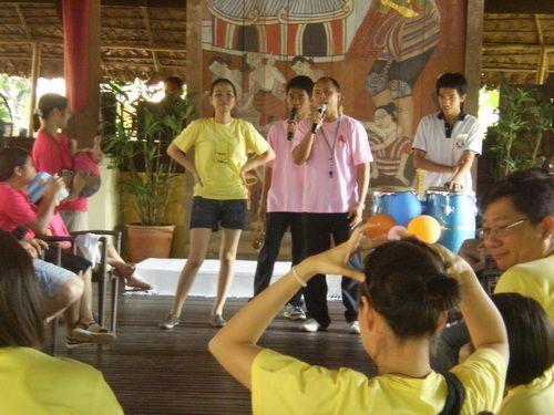 K. Lex  Travel amd Team Building and CSR