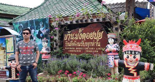 Doi Pui Hmong Tribal Village ,Chiang Mai