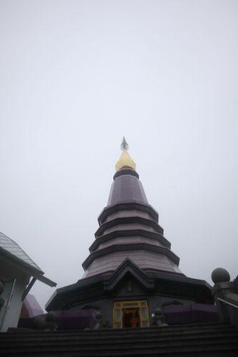 Konthaitour พาเที่ยว ที่  พระมหาธาตุเจดีย์นภเมทนีดล และ พระมหาธาตุเจดีย์นภพลภูมิสิริ  อุทยานแห่งชาติดอยอินทนนท์ จ.เชียงใหม่