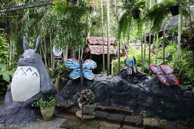 คนไทยทัวร์ พา ชม ชิว แชร์ ที่  สวนกล้วยไม้และฟาร์มผีเสื้อ  เชียงใหม่
