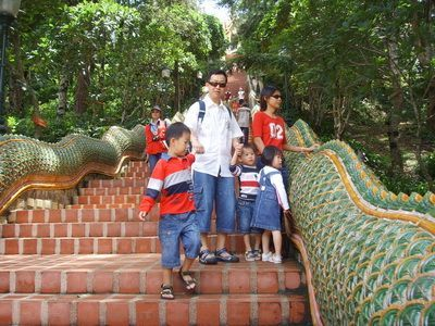 Unseen chiang mai tour with Konthaitour