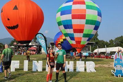 คนไทยทัวร์ชวนเพื่อน มาวิ่ง Mini Run ที่วิวสวยที่สุดในเชียงใหม่ ที่ลานเนินนุ่ม