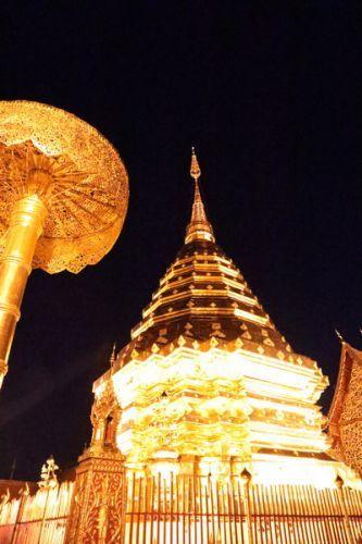 🚀 อากาศดีเย็นนี้ คนไทยทัวร์ พาเที่ยว ไหว้พระที่ วัดพระธาตุดอยสุเทพราชวรวิหาร  💠ต้นกำเนิด แหล่งธรรมชาติ ความศรัทธา วัฒนธรรม และ หัวใจ  💠Wat Phrathat Doi Suthep ,Chiang mai