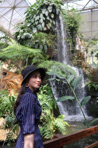 คนไทยทัวร์ ตามสาวสวย น้องน้อย มาเที่ยวกันที่    สวนพฤกษศาสตร์สมเด็จพระนางเจ้าสิริกิติ์