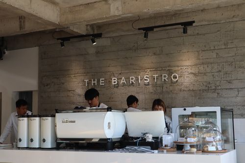 The Baristro at Ping River ,Chiang Mai