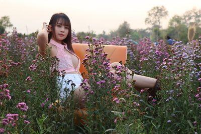 คนไทยทัวร์ ภาคพิเศษ พาชมความงามของสวน    We Flower Village , Chiang mai