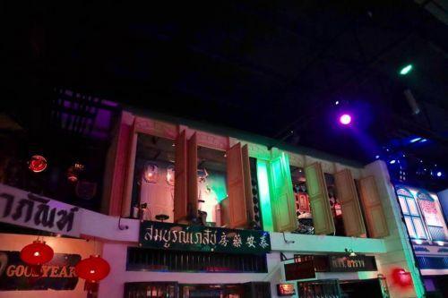 คนไทยทัวร์ พาตะลุยราตรี ที่ ท่าช้าง คาเฟ่ เชียงใหม่ / Tha Chang Cafe