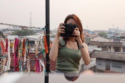 Photo Trip แนว Portrait ย่านกาดหลวงหรือ ตลาดวโรรส เชียงใหม่