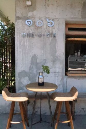 www.facebook.com/oneosixcafe