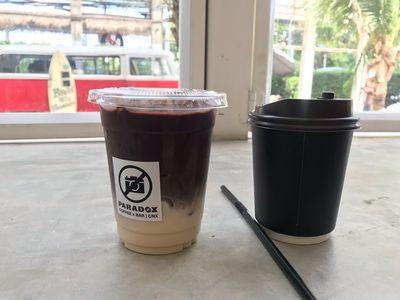 วันนี้มากับ น้องๆ มาเที่ยวทะเล กันที่ 𝗣𝗔𝗥𝗔𝗗𝗢𝗫-coffee x bar-เชียงใหม่ เปิดใหม่