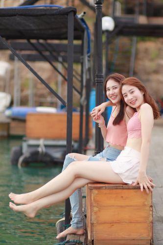 Konthaitour  Photo trip  กับ น้อง MoMo น้อง Nat  สาวเหนือ