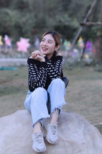 คนไทยทัวร์ ชวนน้อง MOMO พานั่งรถไฟเล่นที่    Phoenix Adventure Park ,Chiang Mai