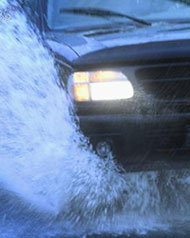 KSB Used Car รับซื้อรถมือสอง รถยนต์มือสองทุกชนิด : รถเหินน้ำเรื่องที่ควรรู้