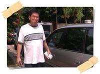 รับซื้อรถ รถมือสองถึงบ้าน : คุณสมศักดิ์ ( ปทุมธานี )