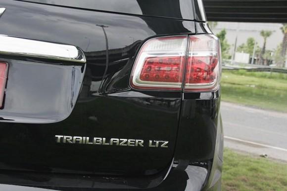 chevrolet traiblazer,trailblazer,trailblazer ขับดีมั้ย,chevrolet trailblazer น่าใช้มั้ย,รับซื้อรถ,รับซื้อรถมือสอง