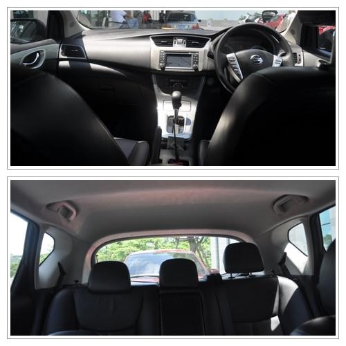 """เริ่มพูดกันถึงรูปกายภายนอก เจ้า Pulsar นี้ได้พัฒนาภายใต้แนวคิด Smart Stress-free Premium Hatchback สำหรับดีไซน์ ภายนอก ได้ออกแบบให้ดูปราดเปรียวโดยได้แรงบันดาลใจมาจาก Fairlady Z จากรุ่น 370Z ที่เส้นด้านข้างตัวรถ หรือ Waist Line แต่เมื่อมองตรงจากทางด้านหน้าดูเผินๆ จะรู้สึกเหมือนกับว่า จับ Nissan Almera มารวมร่างกับ Teana อย่างไงอย่างงั้น จากกระจังหน้าที่ดูคล้าย Almera และ โคมไฟหน้าที่มาในลักษณะใกล้เคียง Teana ด้านหน้าไฟแบบโปรเจคเตอร์ Bi-Xenon ปรับสูง-ต่ำ แบบอัตโนมัติ แถมด้วย Sun-Roof ที่เอาไว้ให้นกระจอกเทศสามารถเข้ามานั่งโดยสารด้วยได้ ล้อแม็กขอบ 17"""" ลายใหม่ และสปอยเลอร์ด้านท้ายตัวรถ ทั้งหมดนี้เพิ่มให้ภาพลักษณ์ Premium Hatchback นั้นยังคงแฝงด้วยความสปอร์ต และไม่พอแค่นั้น เจ้ารถลูกหนูนี้ ดูเหมือนจะเล็ก แต่ที่จริงไม่เล็ก มันเป็นรถที่มีระยะฐานล้อ ยาวที่สุดในกลุ่ม Compact-Hatchback บ้านเรา ยาวถึง 2.7 เมตรเลยทีเดียว"""