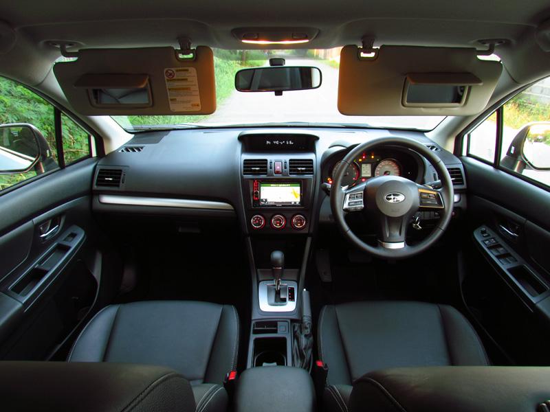 รับซื้อรถ- test drive-Subaru XV หล่อล่ำ ขับสนุก