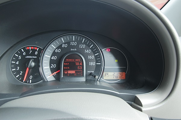 March 1.2VL รถปี 2014 รุ่นท๊อปสุด เกียร์ออโต้ ออฟชั่นครบ เบรค ABS , ถุงลมนิรภัยคู่หน้า , ปุ่มควบคุมเครื่องเสียงที่พวงมาลัย , Keyless Entry , Push Start รถสวยมาก เลขไมล์น้อย 18,000 กิโลเมตร รถผู้หญิงใช้ ขับคนเดียว ไม่เคยทำสีหรือถูกน้ำท่วม สอบถามรายละเอียดเพิ่มเติมที่ 094-495-0454,087-502-5036 ครับ