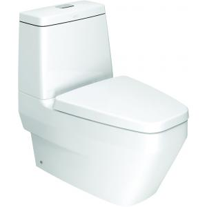 "CL22305-6DACTCB ""IDS CLEAR"" 3/4.5L CLOSE COUPLED TOILET - AMERICAN STANDARD"