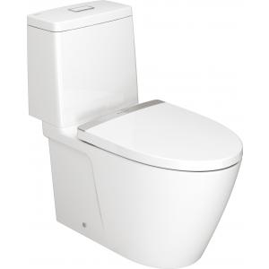 "CL23075-6DACTCB ""ACACIA EVOLUTION"" 2.6/4L CLOSE COUPLED TOILET -  AMERICAN STANDARD"