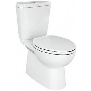 "CL28875-6DAWDST ""UNILINE-S"" 3/4.5L CLOSE COUPLED TOILET"