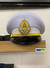 หมวกขาวข้าราชการ