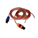 PA SPK 10M 2P     �����⾧10����OD 4*8 ��2��� Speaker Cable PA/DJ/Home Audio