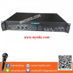 Proeuro Tech EP-980A     เครื่องขยายเสียง คาราโอเกะ 2000วัตต์(PMPO) STEREO INTEGRATED POWER AMPLFIER WITH KARAOKE DIGITAL ECHO รุ่น Proeuro Tech EP-980A