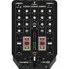 PRO MIXER VMX200USB  Professional 2-Channel DJ Mixer with USB/Audio Interface, BPM Counter, VCA Control and Massive Software Bundle      Professional 2-channel ultra-low noise DJ mixer with state-of-the-art phono preamps     Built-in USB interface fo