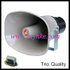 TRIO TH-811L     TRIO TH-811L Horn Speaker 8 x 11 Inch 80-100 W. Built-in Line 70-100 V.