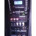 KF12MP3 SDCARD     Proeuro Tech ตู้ลำโพงขยายเสียงเคลื่อนที่12 นิ้ว พร้อมไมค์ลอยคู่ รุ่น KF12MP3 SDCARD