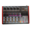 Modify AM-802 USB     8channel 99dsp Professional Mixer รุ่น Modify AM-802 USB SD MP3
