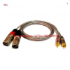Dual XLR Male to Dual RCA Male     AUDIO ����ѭ�ҳ���§ 1 ���� Dual XLR Male to Dual RCA Male