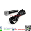 SV100     Shure SV100 ไมโครโฟนพร้อมสาย Dynamic Cardioid Multi-Purpose Microphone