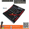 Proeuro Tech MINI-4DSP     มิกเซอร์4ช่อง BLUETOOTH USB MP3 16DSP Professional Mixer MIC-LINE Proeuro Tech MINI-4DSP