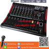 Proeuro Tech MINI-8DSP     มิกเซอร์8ช่อง BLUETOOTH USB MP3 16DSP Professional Mixer MIC-LINE Proeuro Tech MINI-8DSP